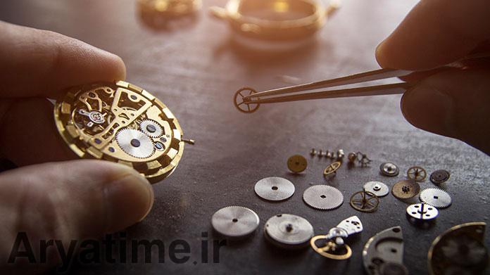 مرکز تعمیر ساعت مچی رومیزی دیواری کوکی قدیمی تعمیرگاه تخصصی ساعت در تهران سیتی زن