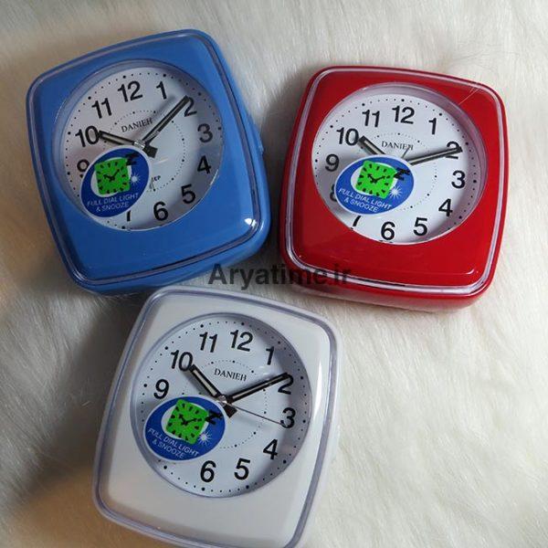 ساعت رومیزی دانیه عمده قیمت خرید عمده ساعت رومیزی فروش