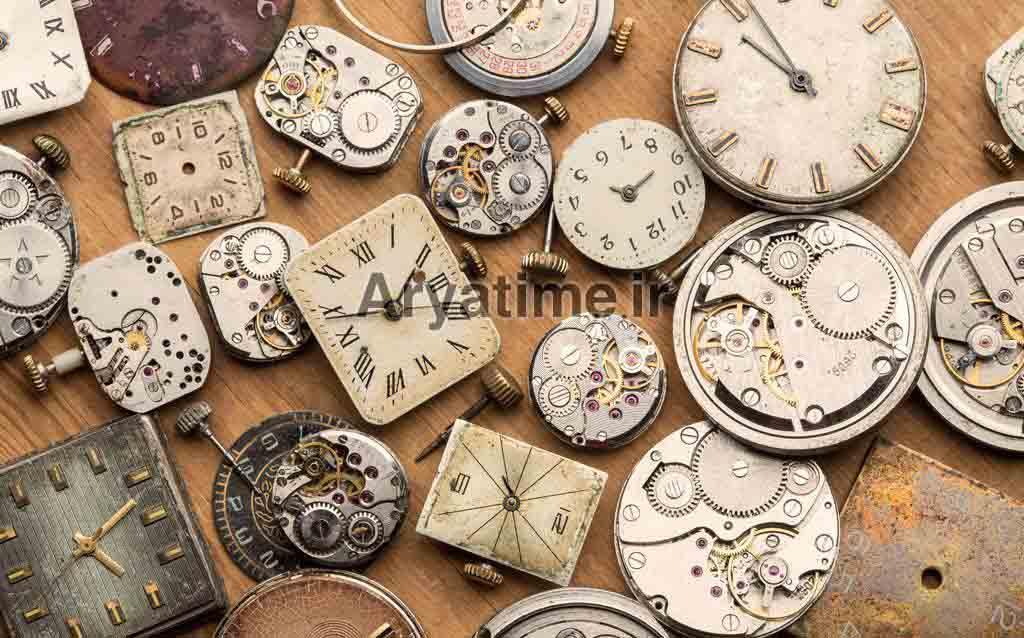 مرکز تعمیر ساعت مچی رومیزی دیواری کوکی قدیمی تعمیرگاه تخصصی ساعت در تهران